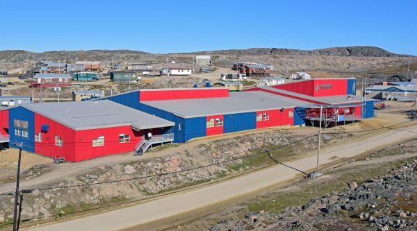 Die Schule von Cape Dorset