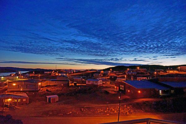 Gute Nacht Cape Dorset