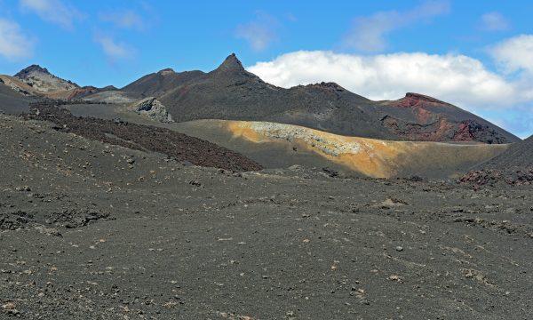 Der Vulkan Chico