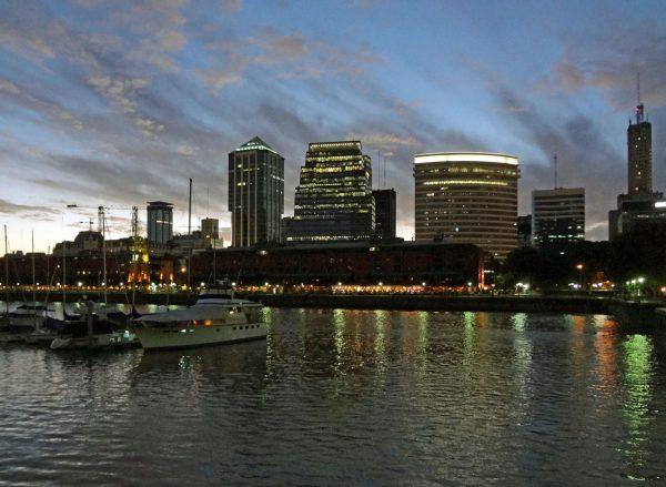 Gute Nacht Buenos Aires
