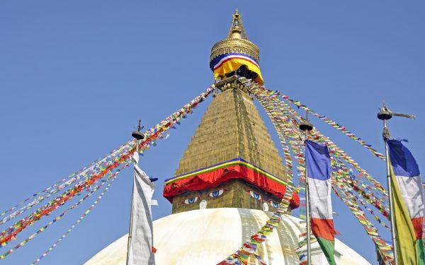 Swayambhunath / Kathmandu