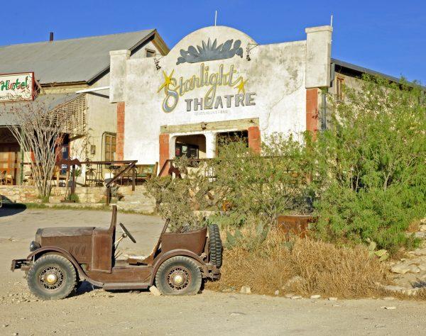 Starlight Theatre, Terlingua