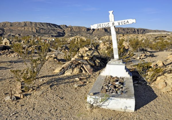 Der Friedhof von Terlingua