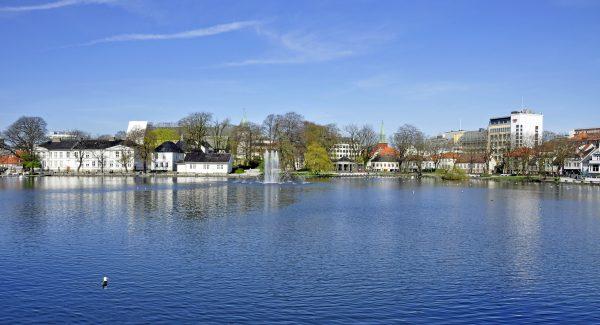 Blick auf Stavanger
