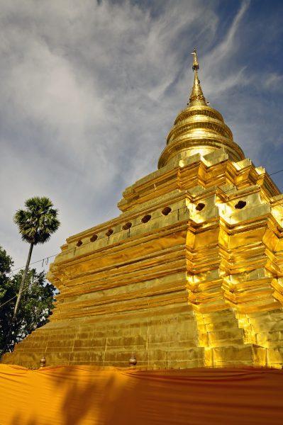 Der Tempel Wat Ha Ri Poon