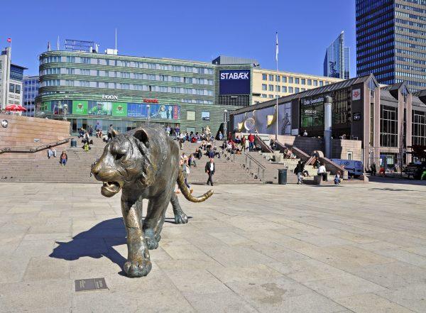 Die Tigerstadt Oslo