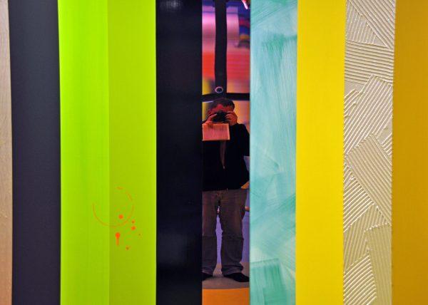 Zinni im Kunstmuseum von Esbjerg