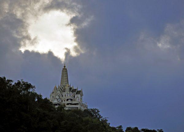 Der Tempel Khao Noi