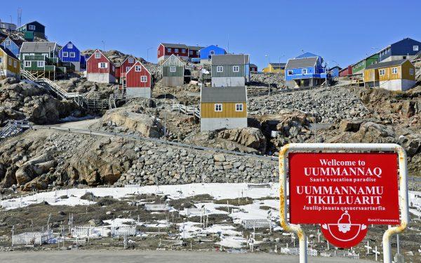 Willkommen in Uummannaq