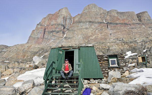 Zinni und das Haus des Weihnachtsmanns in Uummannaq