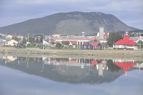 In Ushuaia