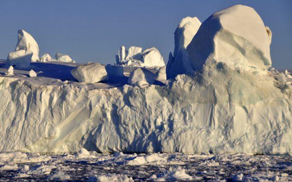 Der Icefjord von Ilulissat