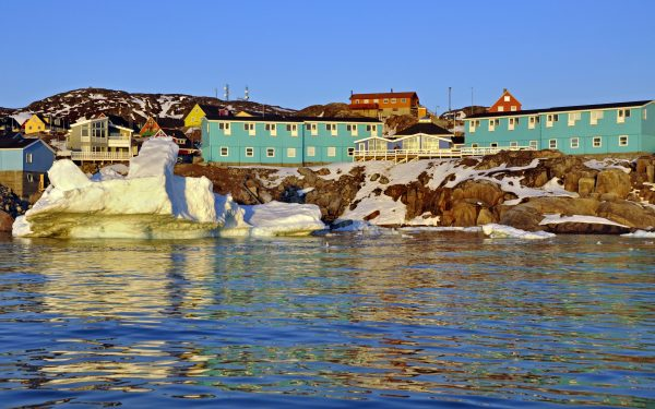 Mein gebuchtes 'Icefjord Hotel' in Ilulissat