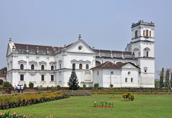 Old Goa, Indien