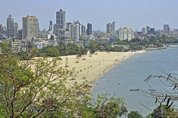 Downtown Mumbai