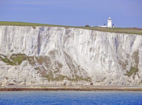 Die Kreidefelsen von Dover