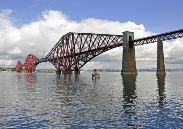 Forth Road Bridge, Rosyth, Edinburgh