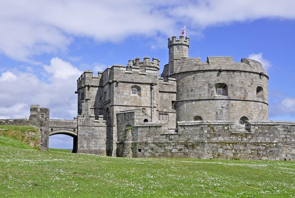 Penndennis Castle, Falmouth (Cornwall)