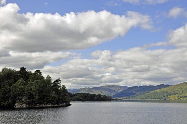 Loch Kathrine / Schottland