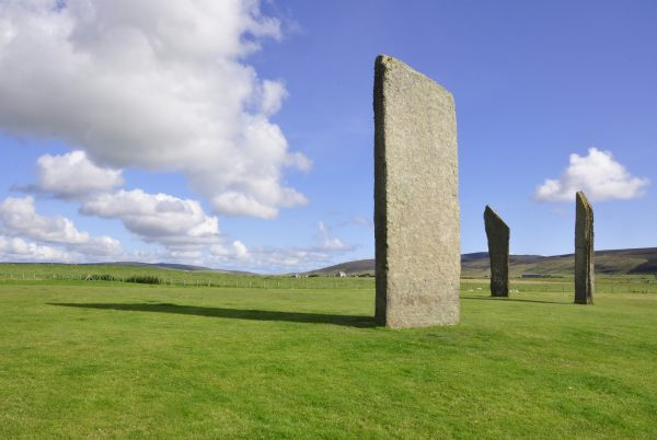 Die Stones of Stenness / Orkney