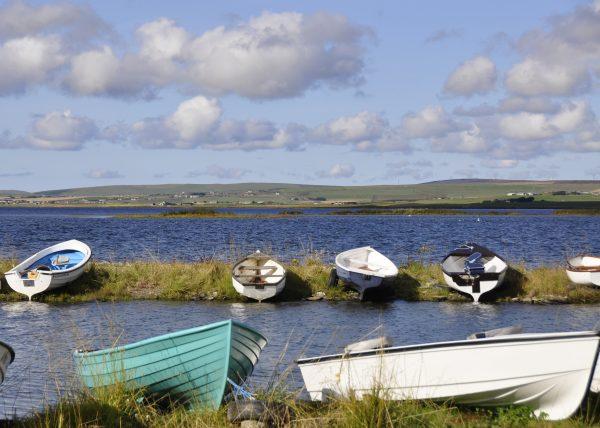 Unterwegs in Orkney