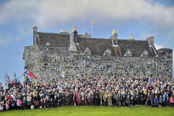 Das Bild vom Bild: Der Macleans Clan