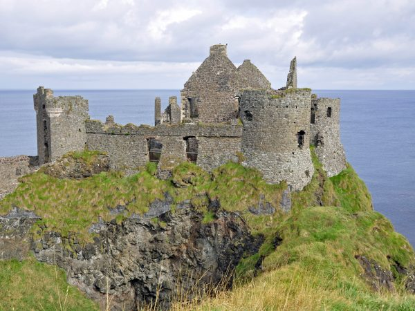 Dunluce Castle / Nordirland