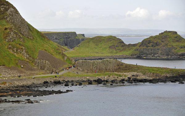 The Giant's Causeway / Nordirland