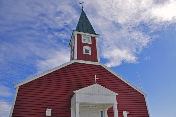 Die Domkirche von Nuuk
