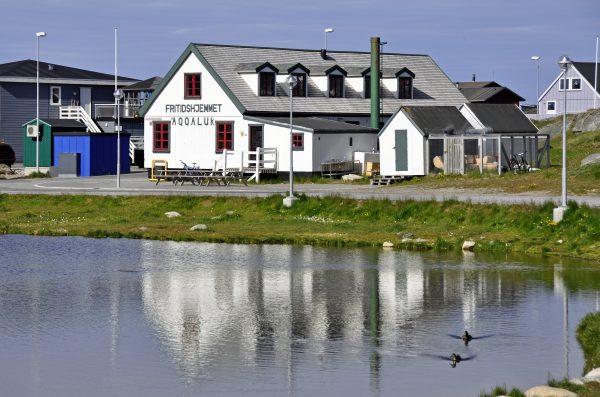 So lebt und wohnt man in Nuuk