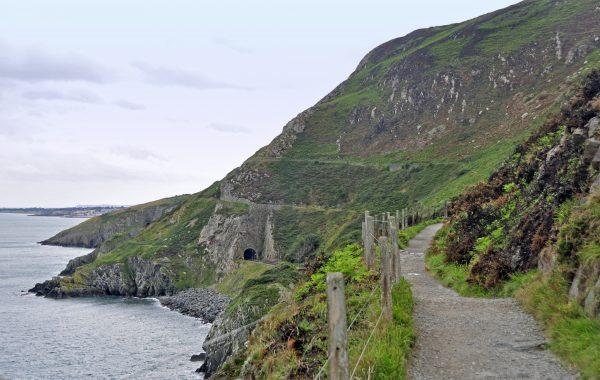 Der Cliff Walk von Bray nach Greystones