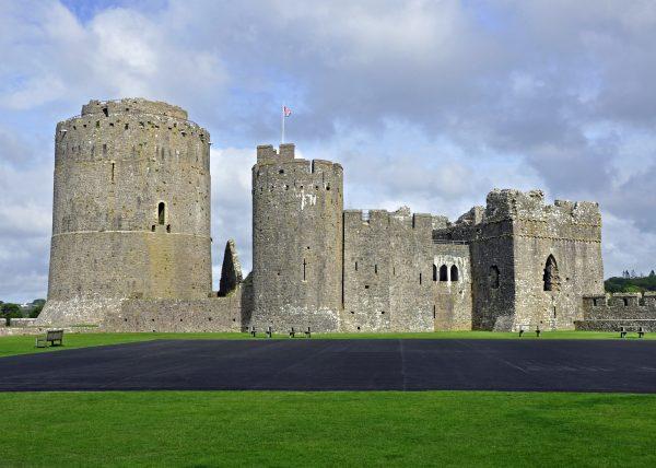 Pembroke Castle / Wales