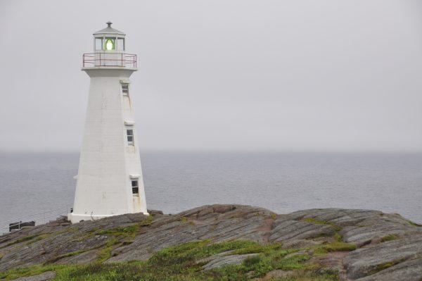 Cape Spear, der östlichste Punkt des nordamerikanischen Kontinents
