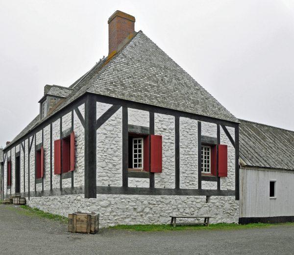 In Louisbourg