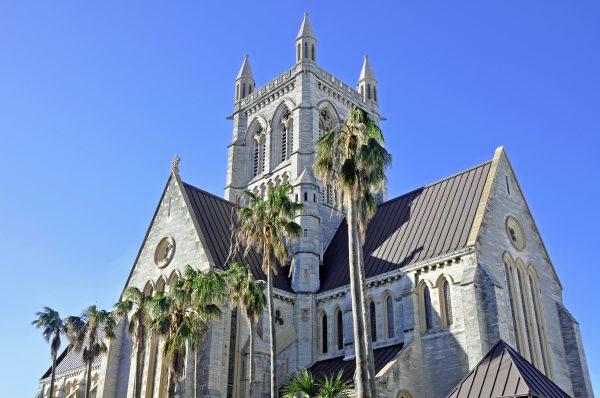 Anglican Cathedral, Hamilton, Bermuda