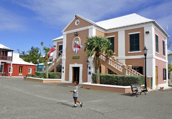Saint George's, Bermuda