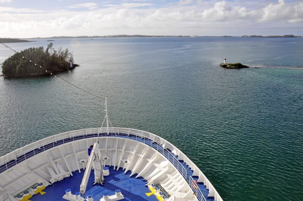Bye bye Bermuda