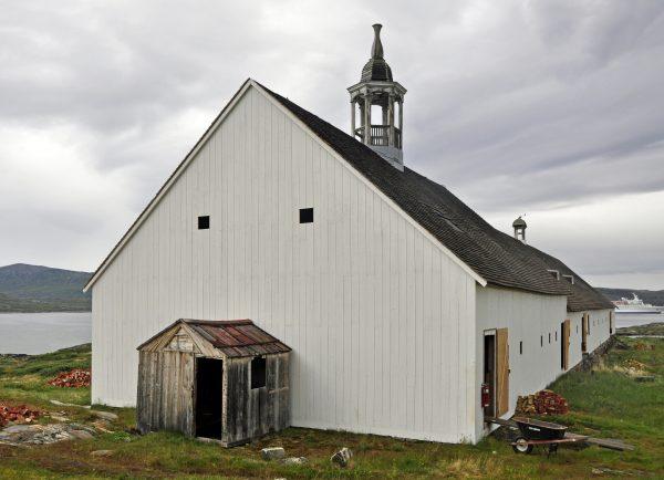 Die Kirche von Hebron
