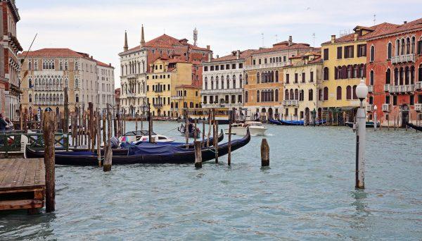 Unterwegs in Venedig