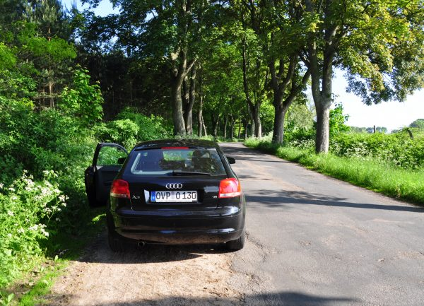 Unterwegs auf Usedom