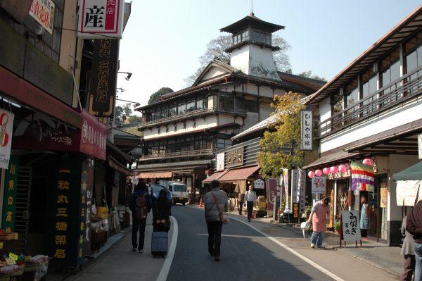 Naritas Hauptstrasse