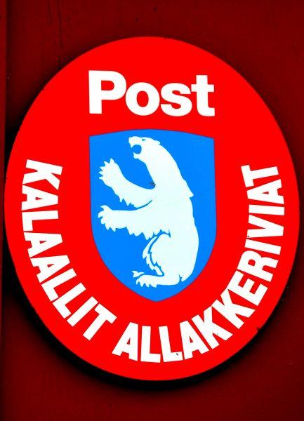 Das Postamt in Kulusuk