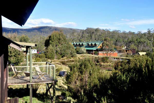 Die Craddle Mountain Lodge