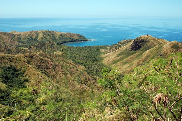 Cetti Bay Overlook auf Guam