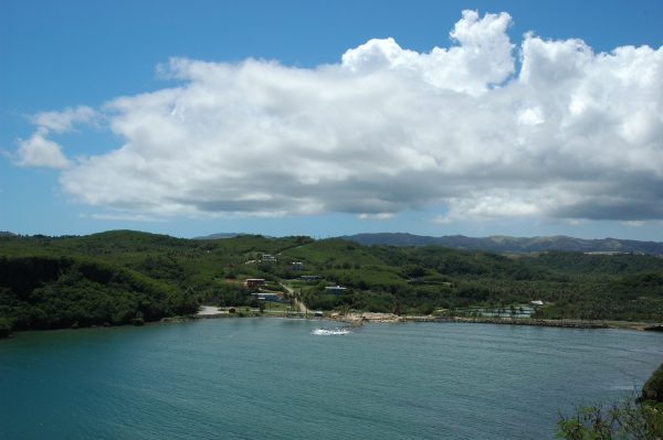 Die Talofofo Bay in Guam