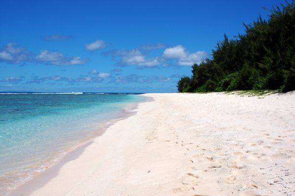 Die Ritidian Beach