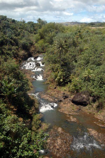 Die Talofofo Wasserfälle