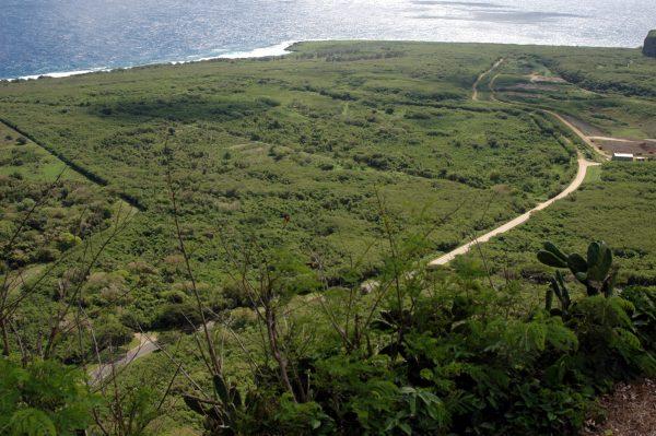 Im Norden von Saipan
