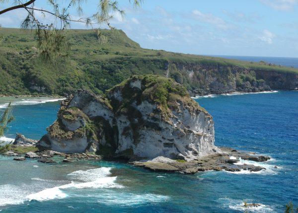 Bird Island in Saipan