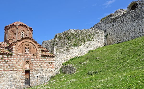 Die Burgfestung von Berat